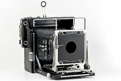 Graflex Crown Graphic.
