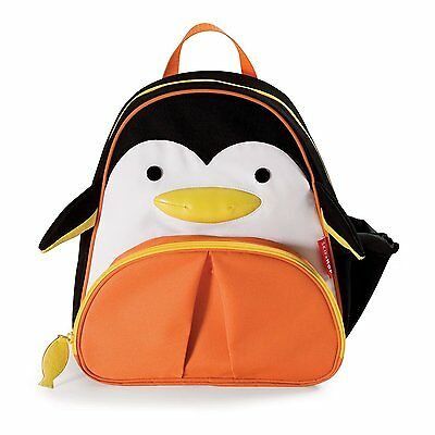 New Skip Hop Zoo Little Kid and Toddler Backpack, Picasso Penguin