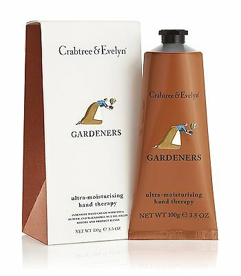 Crabtree Evelyn Gardeners Ultra Moisturising Hand Therapy 100g Picclick Uk