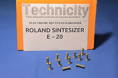 Roland E 20 -Set Of 12 Keyboard Spring - Juego De 12 Muelles Teclado  - Tested