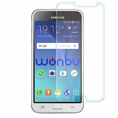 Tempered Glass Film Screen Protector For Samsung Galaxy J3 2016