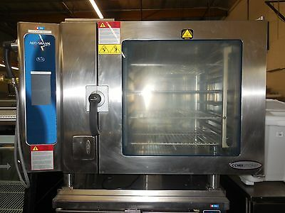 Used! Alto-Shaam #7.14 Esg/sk - Combi Steamer/oven, Nat Gas.