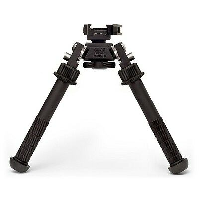 Atlas Bipod Tactical Series BT10-LW17 with ADM 170-S Lever QD Mount