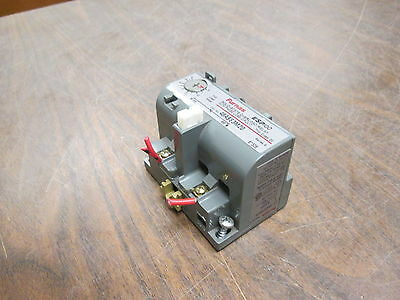 Furnas ESP100 Solid State Overload Relay 48ASE3M20 Trip: 9-18A Used