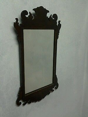 Antique Georgian Wall Mirror - great condition