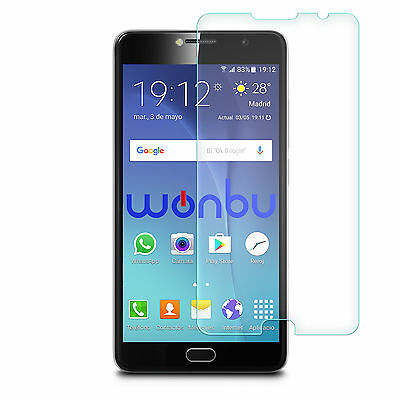 Tempered Glass Film Screen Protector For Vodafone Smart Ultra 7