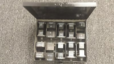 10 Kearney Die Sets for Stanley CT10, Type PH Sets