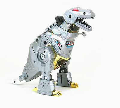 "Transformers G1 Dinobot Grimlock 6"" Reissue Action Figure New in Box"