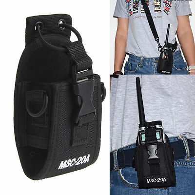 MSC-20A Multi-function Case Radio Holder for BAOFENG uv-5r UV82 UV8D UV6 GT-3