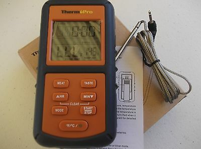 Proffessional Digital Thermometer For Food ,meat ,ovens And Bbq With Probe