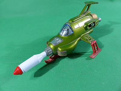 Dinky Toys 351 Ufo Interceptor - Space 1999 - Raumbasis Alpha  - weiss/rot
