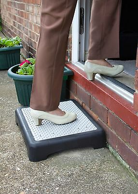 Instant Height Non Slip Outdoor Reduces High Of Step Half Step Up Mobility Aid