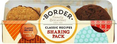 Border Biscuits Sharing Pack (1x400g)
