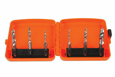 Laser Tools 6569 Drill Tap/Deburr Bit Set -  6pc