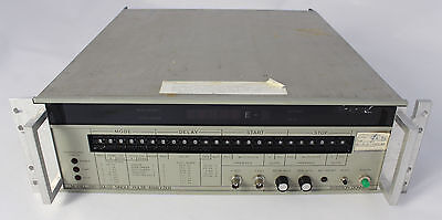 SYSTRON DONNER 780 Single Pulse Analyzer