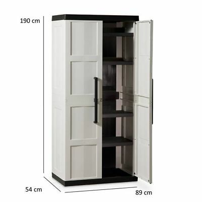 putzschrank kiel 43 mehrzweckschrank 2 t rig abschlie bar in wei oder eiche eur 99 95. Black Bedroom Furniture Sets. Home Design Ideas