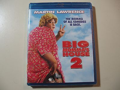 Big Momma's House 2 (Blu-ray Disc) Brand New and Sealed