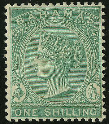 Bahamas   1882-98   Scott # 22   Mint Lightly Hinged