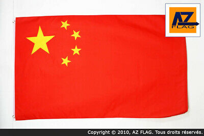 CHINA FLAG 2' x 3' - CHINESE FLAGS 60 x 90 cm - BANNER 2x3 ft High quality - New