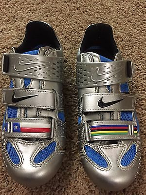 7c682433239afe NIKE LANCE LIMITED Edition Road Cycling Shoes Mens Size 38 5.5 ...