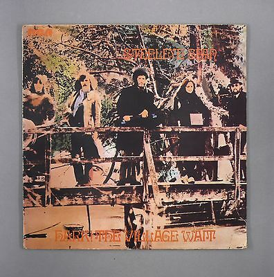 "Steeleye Span - Hark the Villages Wait - EX - UK 1st Press 12"" Vinyl - SF 8113"