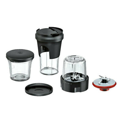 Bosch MUZ9TM1 TastyMoments transparent für OptiMUM 5-in-1 Multi-Zerkleinerer Set