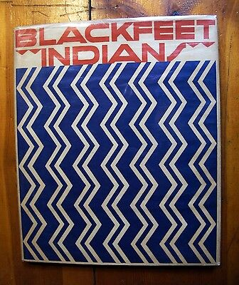 Blackfeet Indians By Frank B Linderman Best Copy For Avalible For Sale