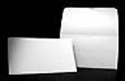 "Lot of 500 White 3-5/8""x6.5"" Remittance Envelopes"