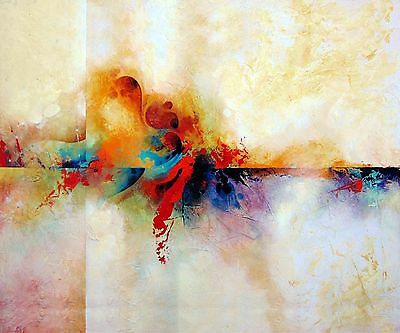 "Stunning Abstract Canvas Painting Print Wall Art Modern Picture 20""x24"""