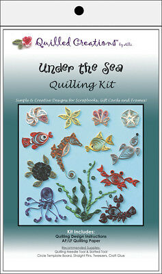 Quilling Kit Under the Sea Q40-10
