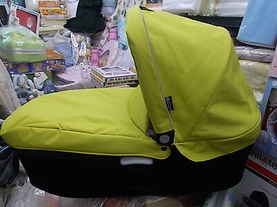 NEW/BOXED - Graco Evo Carrycot - Lime/Black