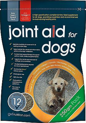 GWF Nutrition Joint Aid for Dogs, 250 g