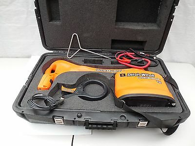 Ditch Witch Subsite Utiliguard T5 Underground Metrotech Cable/Pipe Locator Clean