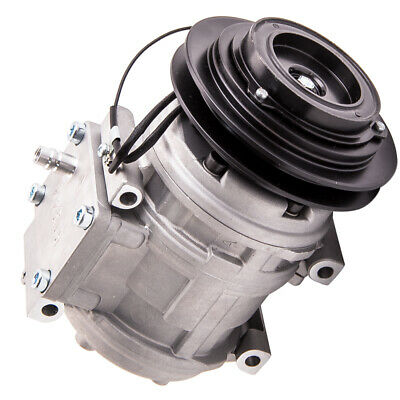 Air Conditioning Compressor fit Toyota Landcruiser 4.2L Diesel (1HZ) air con AC