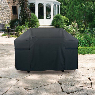 3-Size Extra Large BBQ Outdoor Waterproof Barbecue Cover Garden Grill Protector