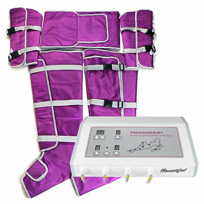 Detox Lymph Body Slimming Pressotherapy Air Pressure Therapy Weight Loss Machine