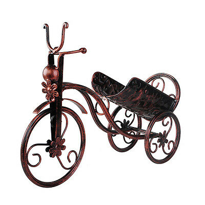Wine Bottle Holders or Wall Mounted Wine Bar Optical Metal bicycles S7E4