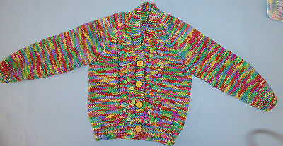 Baby Jacket Hand Knitted (31)