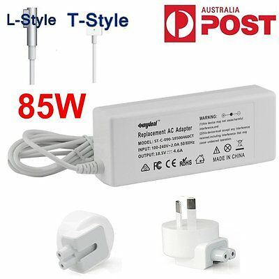 "85W AC Power Adapter charger L/T  for Apple MacBook Pro 15 17"" A1343 A1286"