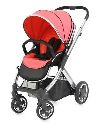 Babystyle Oyster2 Oyster Max Stroller Colour Pack, Coral, New Baby, G6