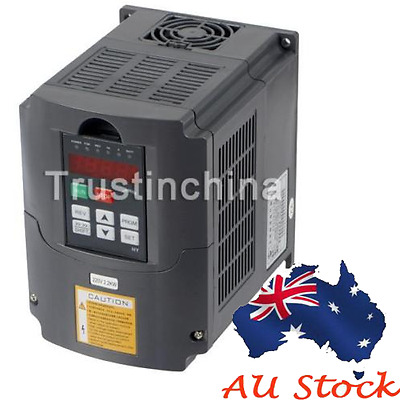 2.2Kw 3Hp 10A 220Vac Single Phase Variable Frequency Drive Inverter Vsd Vfd Aus