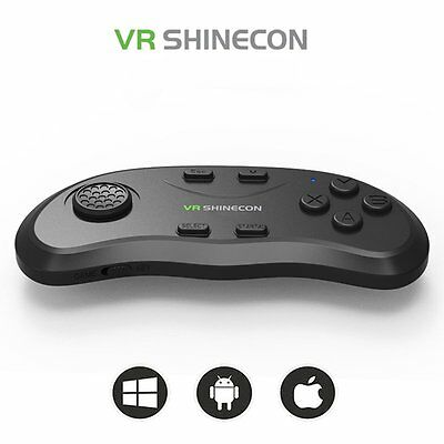 Mini Wireless Bluetooth VR Remote Gamepad Controller for Android Samsung Tablet