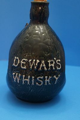 Dewars White Label Centennial Flagon Limited Edition Empty Scotch Canter Rare