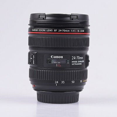 NEU Canon EF 24-70mm f/4L IS USM Objektiv (White Box)