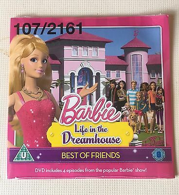 Barbie Life in the Dreamhouse DVD New Sealed UK