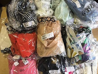 50 x Joblot ASOS Website Wholesale Ladies Clothing Spring Summer Mixed Brands