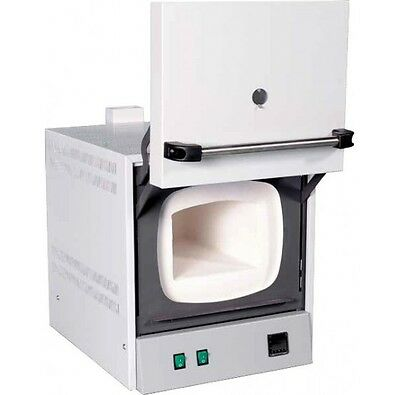 Laboratory 8Ltr Muffle Furnace , Top Temp 1100 Degrees , Fully Controllable