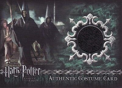 Harry Potter Goblet of Fire Death Eater C13a 5 Case Incentive Costume Card