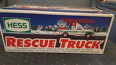 Vintage 1994 Hess Rescue Truck - Combine Shipping With Other Purchase