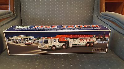 Vintage 2000 Hess Fire Truck - Combine Shipping With Other Purchase